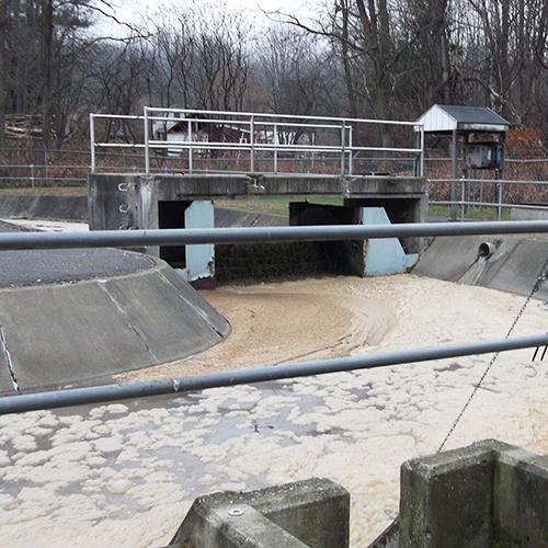 Saxtons River Village Muncipal Wastewater
